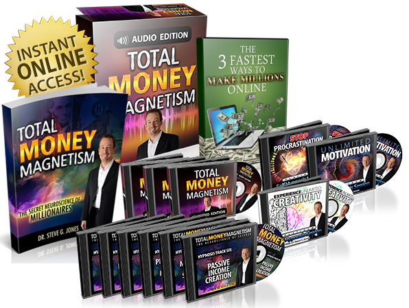 how to be wealthy with total money magnetism